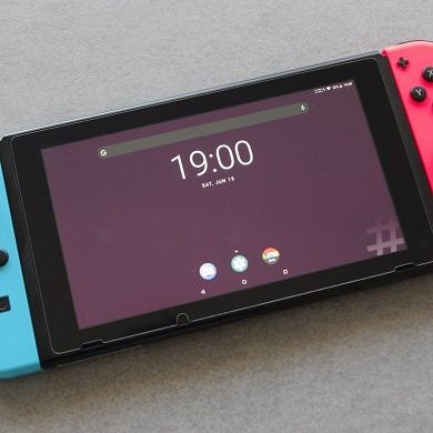 Android port for the Nintendo Switch is finally here