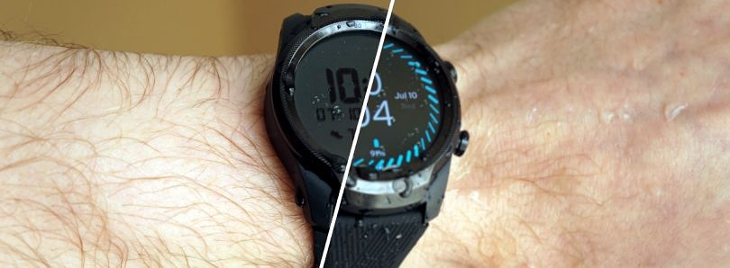 TicWatch Pro 4G/LTE First Impressions: Two displays are twice as nice