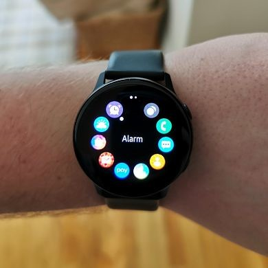 Hands-on: Tizen 4 on the Samsung Galaxy Watch Active gets a revamped UI and better Bixby in the latest update