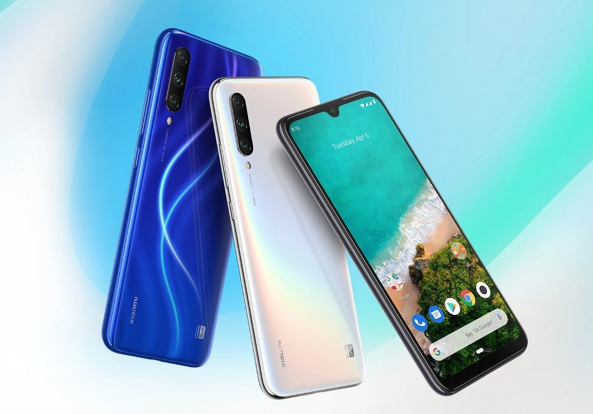 Xiaomi Mi A3 announced as the latest Android One phone from