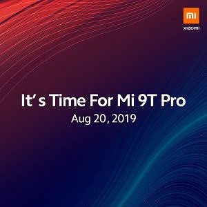 Xiaomi Mi 9T Pro Europe Launch