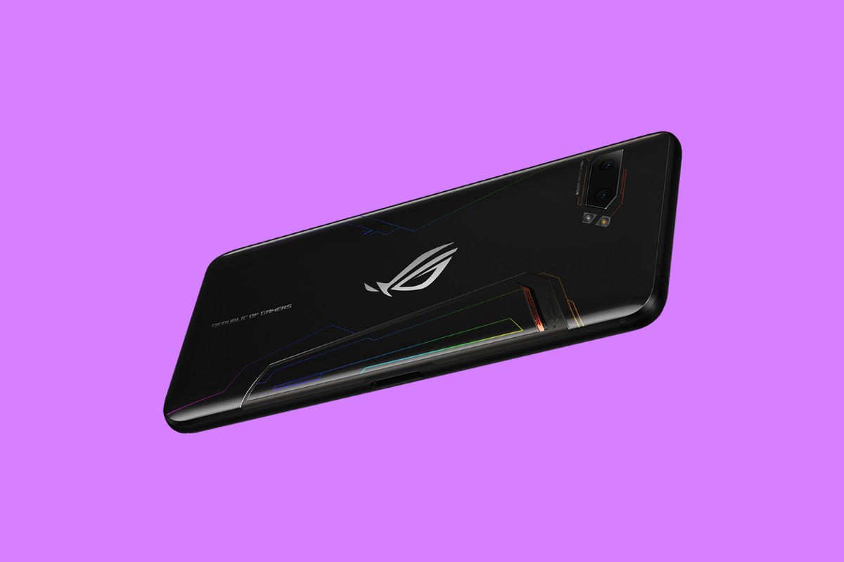 Download The Asus Rog Phone Ii S Wallpapers And Live Wallpapers