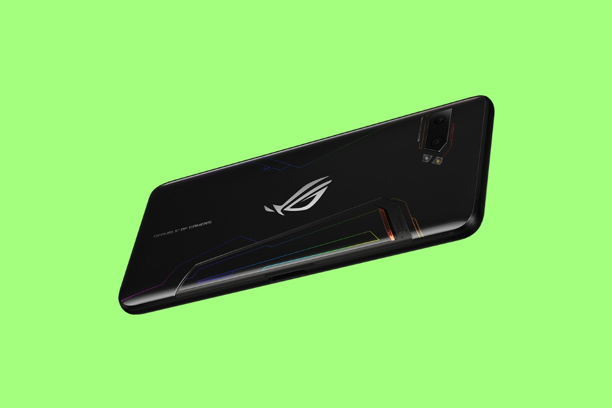 OmniROM based on Android 10 released for ASUS ROG Phone II
