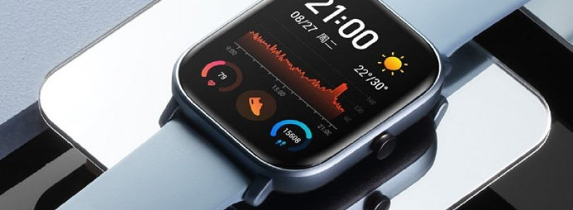 Amazfit GTS smartwatch from Huami is an Apple Watch clone