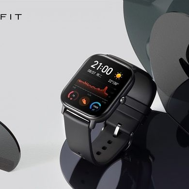 Huami Amazfit GTS, the Apple Watch lookalike, launched in India for ₹9,999 (~$140)