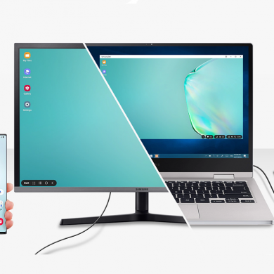 Galaxy Note 10's new Samsung DeX integration with Windows and Mac PCs goes live