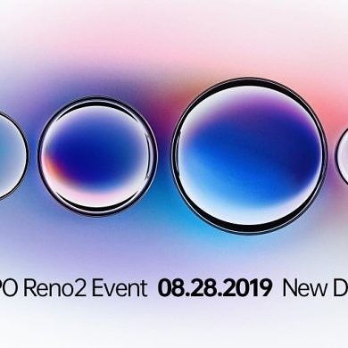 [Update 2: New Renders and Camera Details] OPPO Reno 2 series with 20x Zoom and Quad Cameras launching soon in India