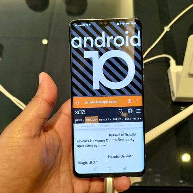 EMUI 10 beta on the Huawei P30 Pro – Hands-on with Huawei's Android Q update
