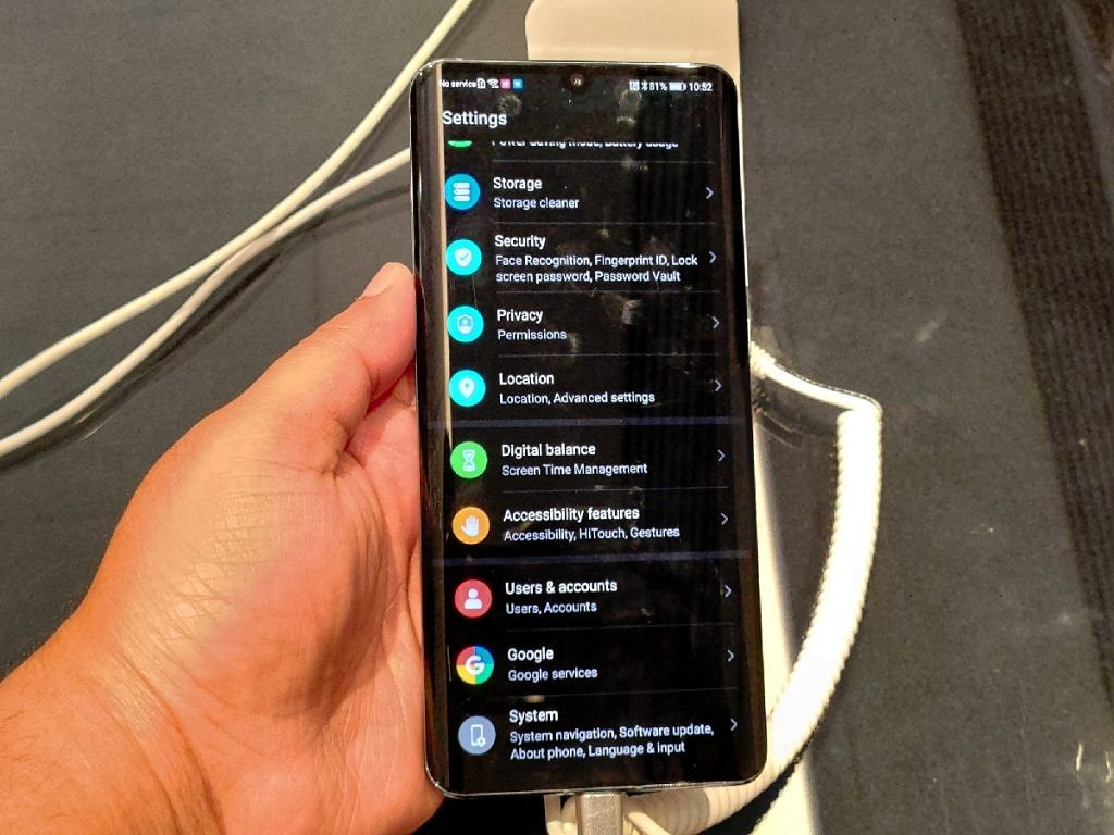 EMUI 10 on the Huawei P30 Pro - Hands-on with Huawei's Android Q