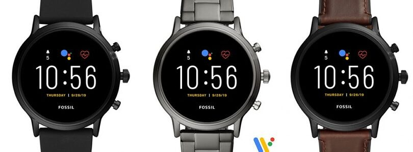 Fossil confirms its current watches won't get the new version of Wear OS