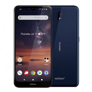 HMD Global launches the Nokia 3 V on Verizon for $168