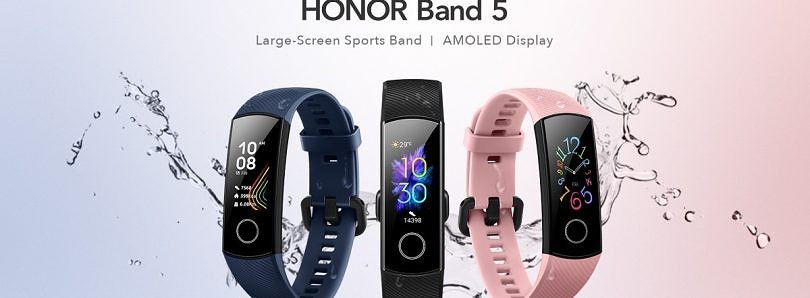 Honor Band 5 fitness tracker launches in India before the Xiaomi Mi Band 4