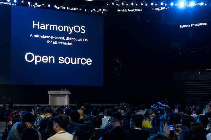 Harmony OS by Huawei is open source