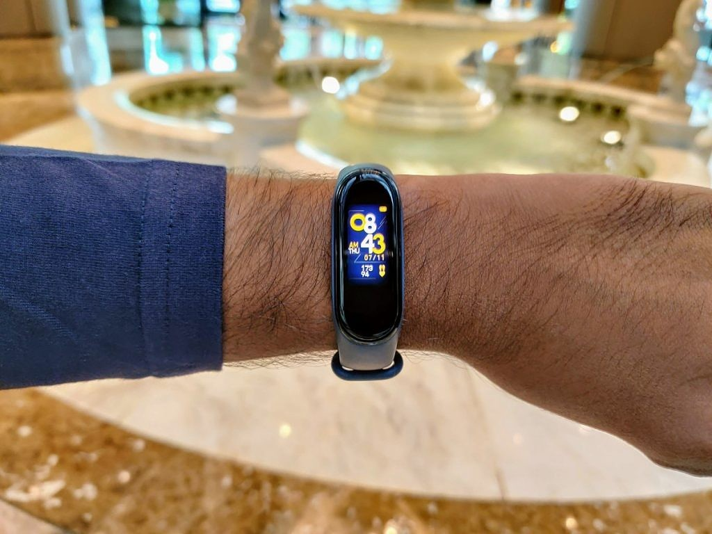 Xiaomi Mi Band 4 Review Fitness Tracking Done Right Again