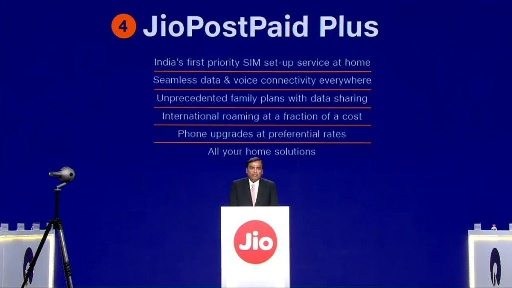 Reliance Jio Fiber to launch commercially in India from September 5