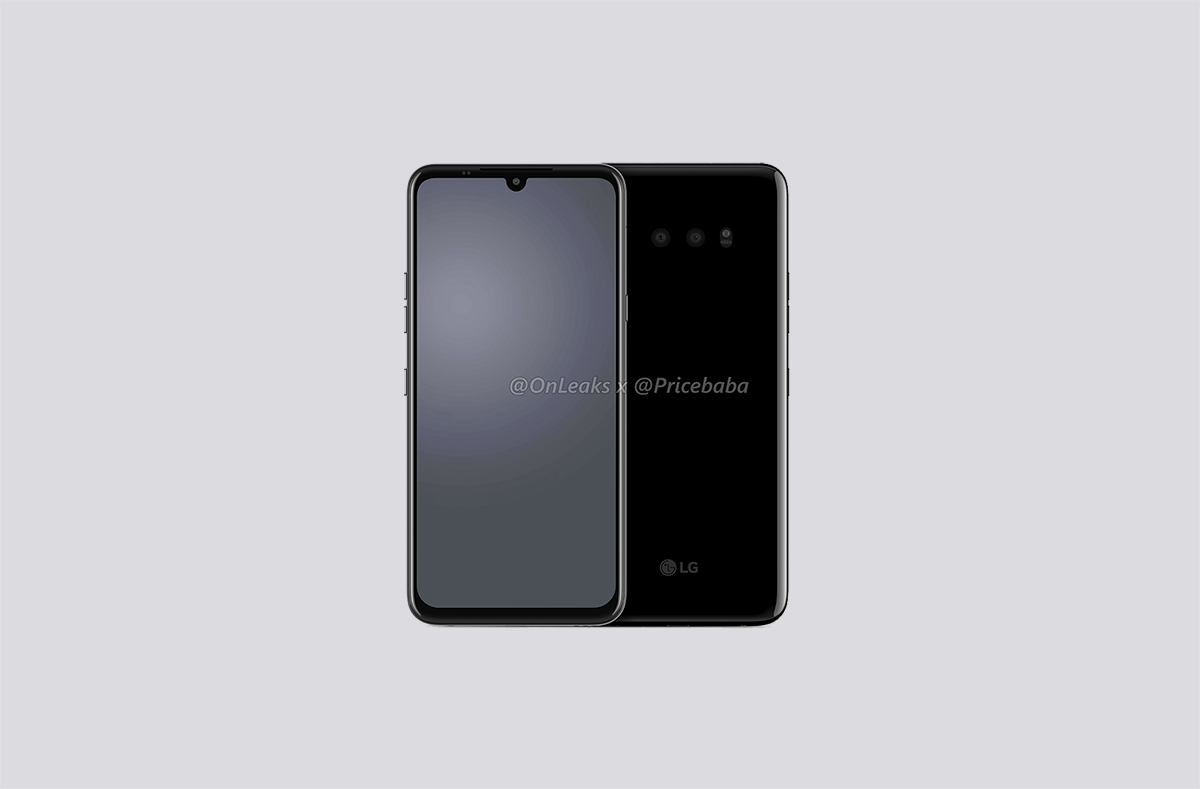 LG G8X leak shows that LG is still sticking with the headphone jack