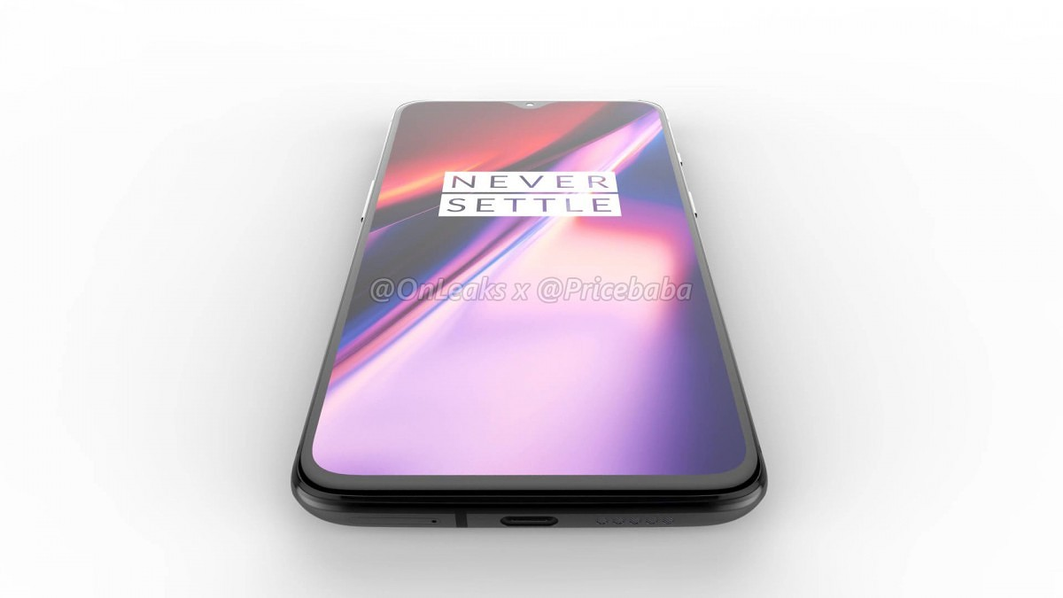 OnePlus 7T appears in leaked 360-degree CAD video