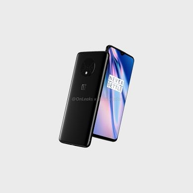 OnePlus 7T renders show off circular triple rear camera module