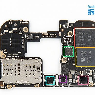 Redmi Note 8 Pro teardown confirms Quick Charge 3.0 support