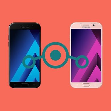LineageOS 16 now available for the Samsung Galaxy A5 2017 and Galaxy A7 2017