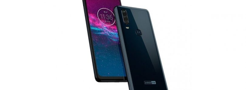 Motorola One Action announced with GoPro-esque wide-angle camera