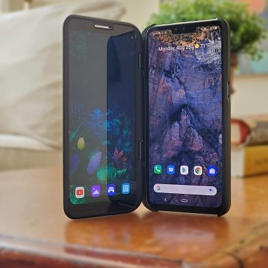 LG V50 ThinQ Dual Screen Attachment Review: Amazing for a product that shouldn't exist