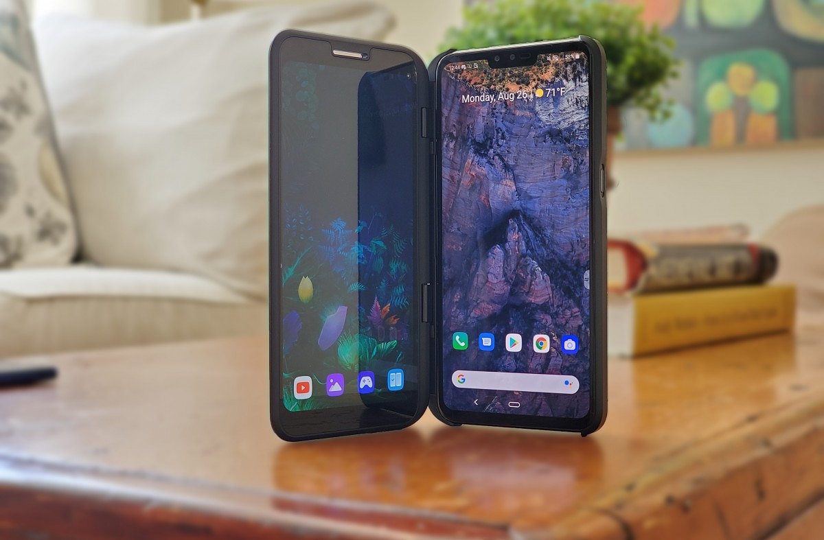 LG V50 Dual Screen Review: Amazing for a product that