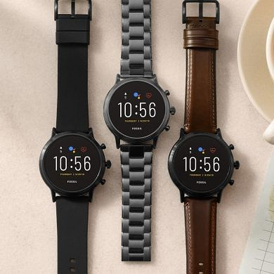 Fossil's Gen 5 smartwatches have the Snapdragon Wear 3100, 1GB RAM, speakers, and much more