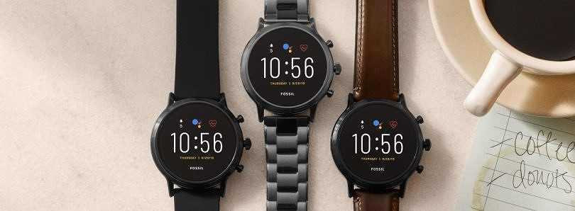 [Update: Rolling out] Fossil Gen 5 smartwatches will soon get sleep tracking and VO2 monitoring