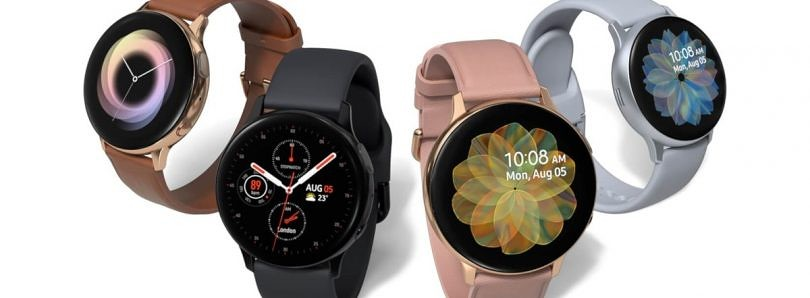 The Samsung Galaxy Watch Active 2 is Samsung's latest Smartwatch for Health and Fitness