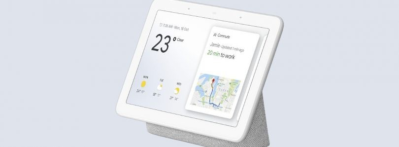 Google Nest Hub and Nest Hub Max get three new clock face options