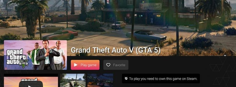 Grand Theft Auto V on Android