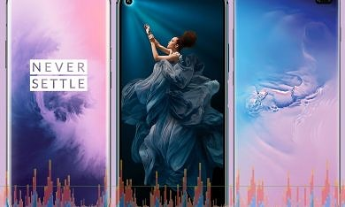 A Brief Comparison of UX Speed and UI Smoothness: Honor 20 Pro, OnePlus 7 Pro and Galaxy S10+