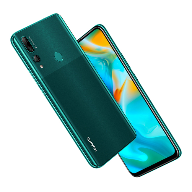 Huawei Y9 Prime with pop-up camera, notcless display launched in India
