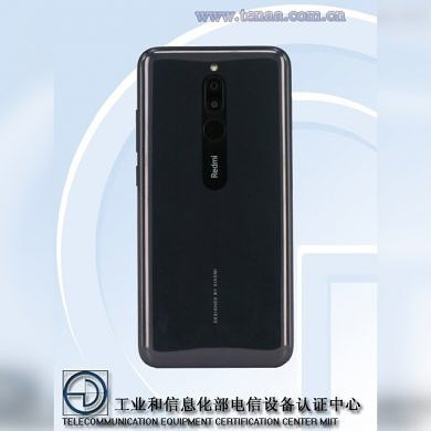 Xiaomi Redmi 8 allegedly passes through TENAA