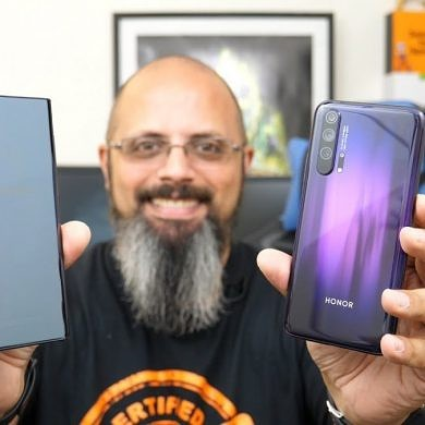 Honor 20 Pro vs Samsung Galaxy Note 10: Surprisingly Similar [Video]
