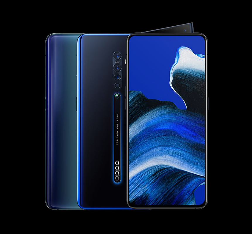 OPPO Reno2 with quad cameras, 5X hybrid zoom,OIS launches