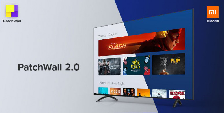 xiaomi mi tv patchwall