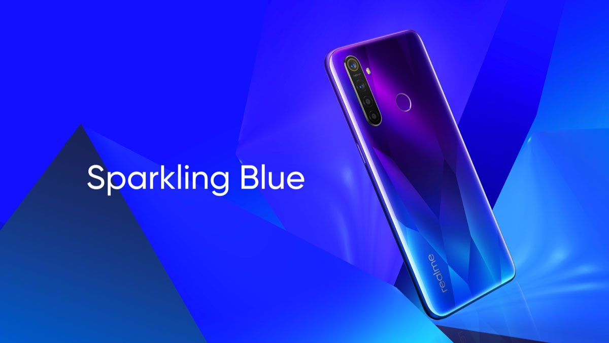 Realme 5 Pro with 48MP quad cameras, up to 8GB RAM launches