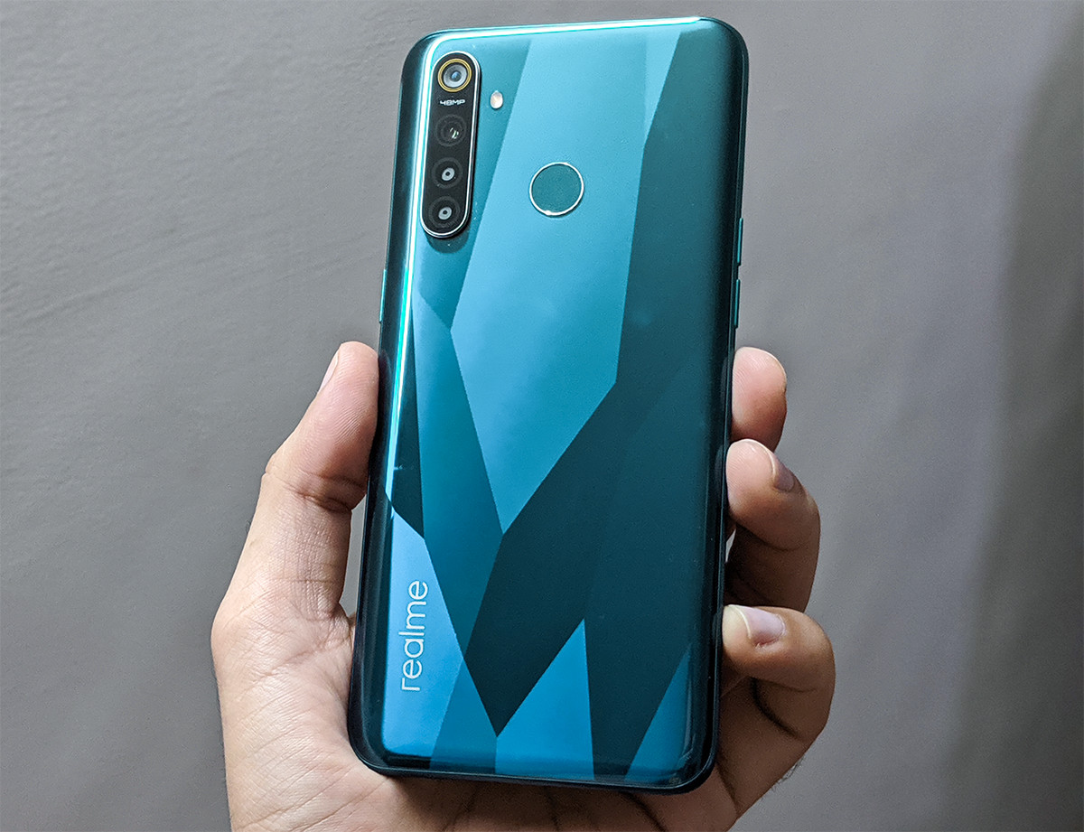 Realme 5 Pro with quad rear cameras, up to 8GB RAM, 20W VOOC, launches in India along with Realme 5 and Realme Buds 2.0