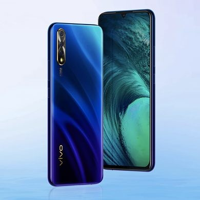 Vivo S1 with AMOLED display, MediaTek Helio P65, triple rear cameras launches in India