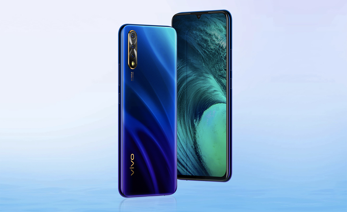 Vivo S1 with full HD AMOLED, Helio P65, triple cameras launches in India