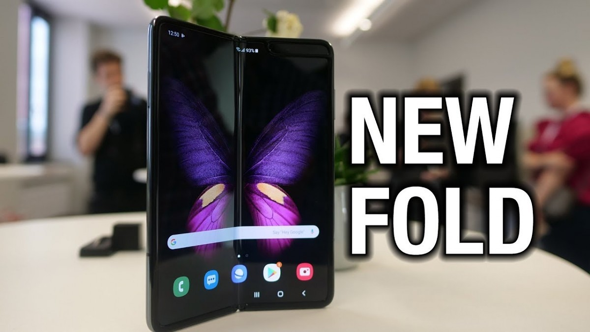 Hands-on with the new and improved Samsung Galaxy Fold [Video]