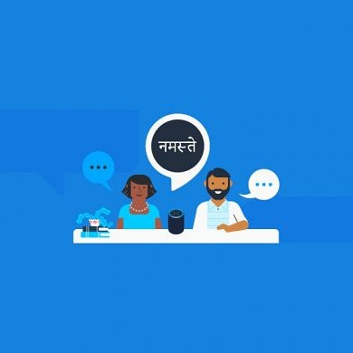 Amazon Alexa gains support for Hindi/Hinglish conversations