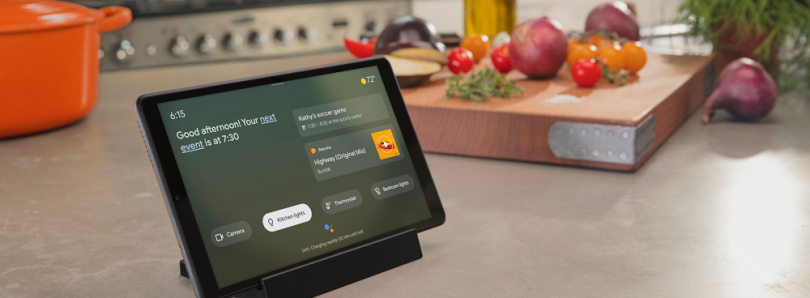 Google Assistant Ambient Mode turns your smartphone or tablet into a smart display