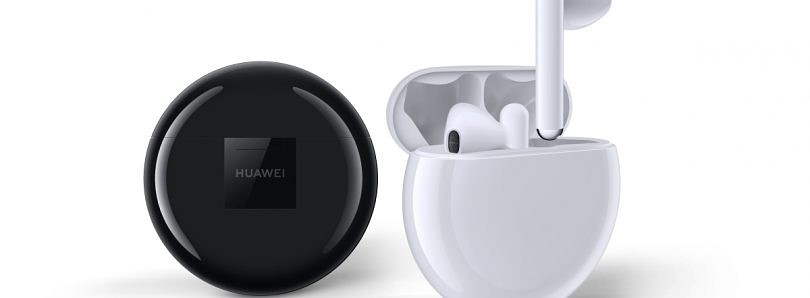 [Update: Launched in India] FreeBuds 3 are Huawei's newest wireless earbuds with active noise cancellation and wireless charging