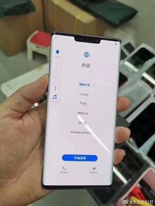 Hands On Images of the Huawei Mate 30 Pro