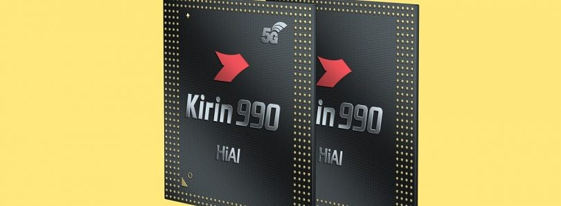 Huawei unveils the Kirin 990 with integrated 5G for the Mate 30
