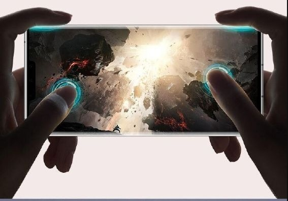 Huawei Mate 30 Pro Side Touch