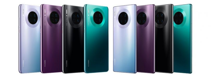 The Huawei Mate 30 series will get the EMUI 10.1 update globally next month